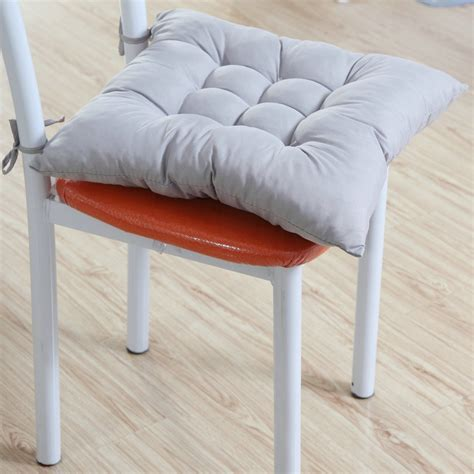 Tie On Chair Cushions by Garden Dining Room Soft Seat Pad Chair Cushions Pads Tie