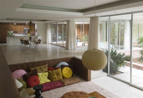 the well appointed catwalk home decor photography by beppe brancato photos sunken living rooms