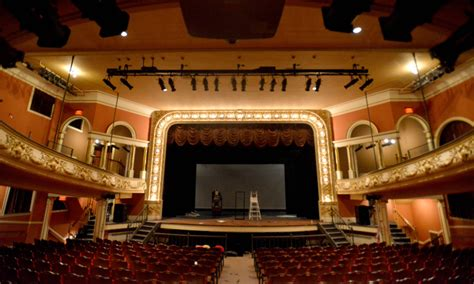 Gallery Waterville Opera House Central Maine
