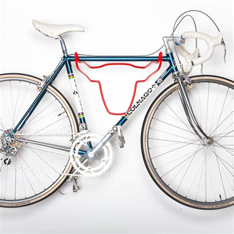 Bullhorn Bike Rack by Bull Bike Rack With Plastic Rubber Finish By Trophy