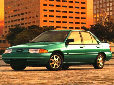 how to learn about cars 1996 ford escort auto manual 1996 ford escort overview cars com