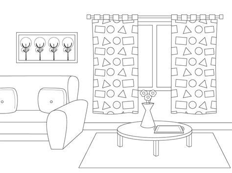 imagenes para pintar habitaciones imprimir dibujos para pintar de habitaciones de la casa
