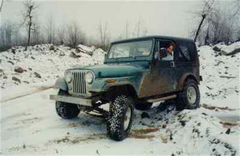 Glenn Jeep Glenn S 85 Jeep Cj 7 Chevy 350 44 Rancho Lift