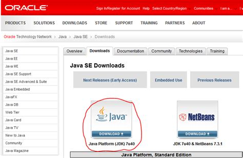 tutorial instal java di windows 7 cara download install dan setting java development kit