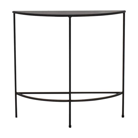 room and board slim console table oom coupon