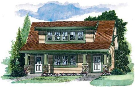 eplans garage plan craftsman carriage house 1469