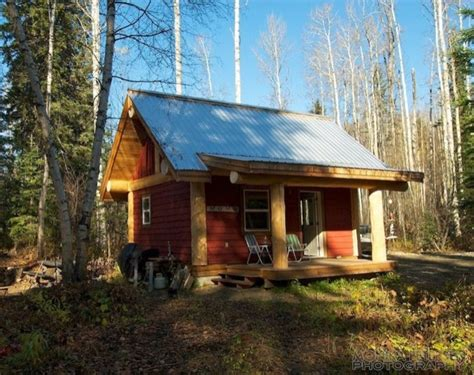 Small Home Still 320 Sq Ft Post Beam Cabin In The Woods For Sale Tiny