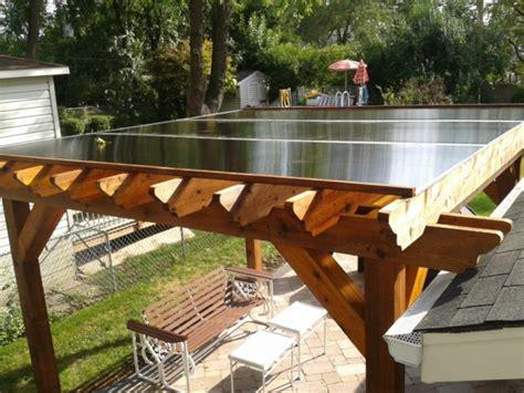 pergoladach terrassen 252 berdachung praktische ratschl 228 ge - Pergola Mit Dach