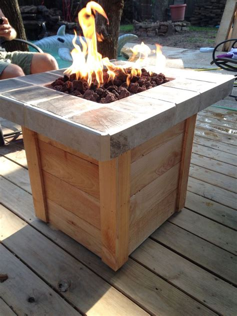 diy pit table 25 best ideas about propane pits on diy