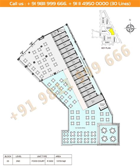 food court floor plan floor plan m3m urbana ground first second floors and