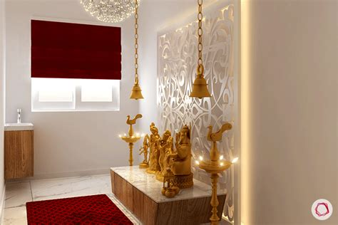 Home Mandir Decoration by 6 Pooja Room Vastu Tips For Your Home