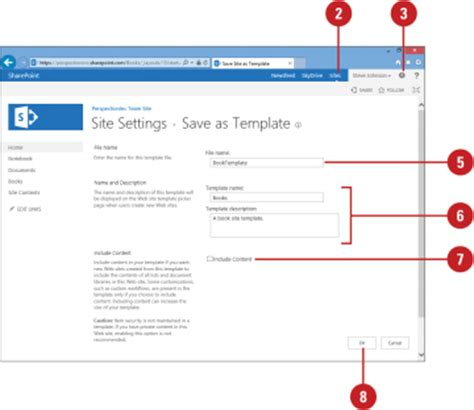 sharepoint 2013 save site as template saving a site as a template creating a sharepoint site que