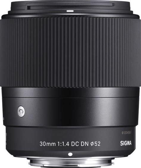 Sigma 30mm F 1 4 Dc Dn Contemporary Lensa Kamera For Sony E Sigma sigma 30mm f 1 4 dc dn contemporary mft skroutz gr