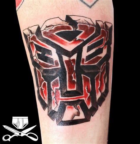 autobot tattoo autobots logo hautedraws