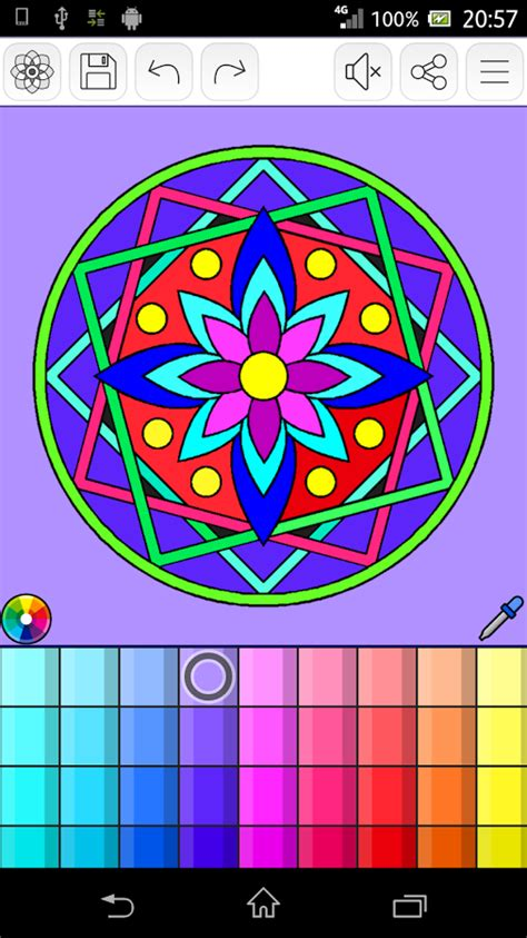 mandalas coloring book app store mandalas coloring pages android apps on play