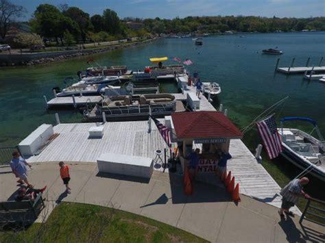lake geneva boat rental deals dont go here beware review of boat elmers boat rentals