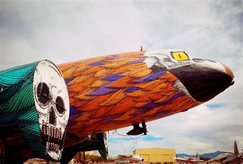painting airplane graffiti painted world war ii planes interior