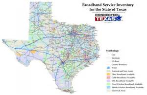 texas agriculture map texas access maps launched to show where service needed lubbock