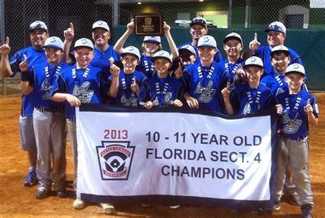 11 12 year old boys all star team includes buffalo creek 10 11 all stars win section 4 little league