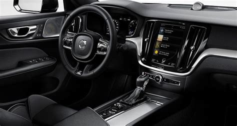 Volvo S60 2019 Interior new 2019 volvo s60 will be u s made vehicle for