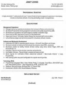 successful resume templates successful resumes exles best resume exle