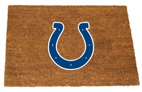 colts colors indianapolis colts color exterior doormat