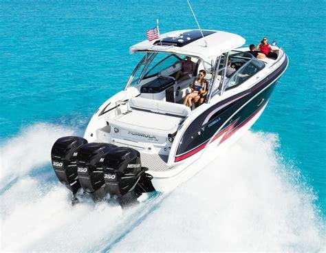formula boats vinyl 2017 formula 350 crossover bowrider power new and used