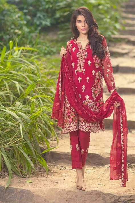 new year dress collection mina hasan winter new year dresses 2016 by shariq textile