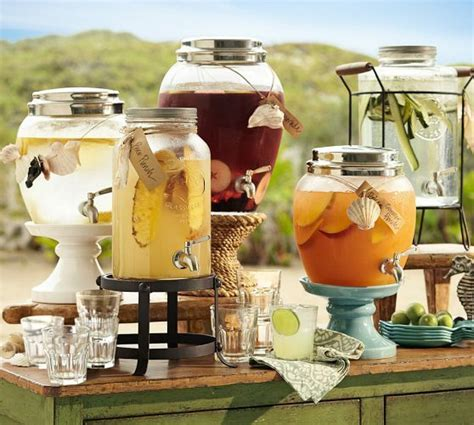 25 best ideas about drink table on pinterest garden