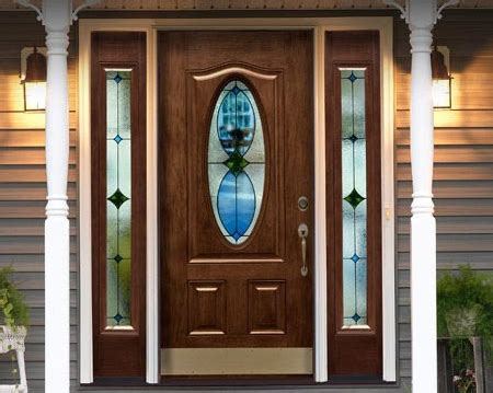 Front Doors For Homes With Windows Howe Patio And Energy Exterior Doors