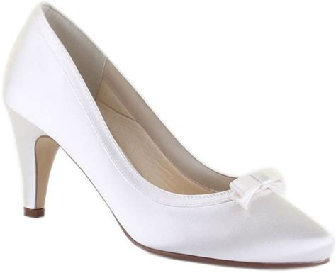 house of fraser shoes ladies house of fraser rainbow club daisy satin court shoes shopstyle co uk women