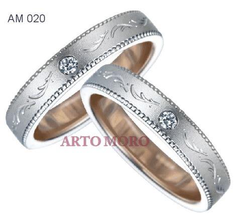 Cincin Palladium Nikah Perak Pasangan Tunangan Kawin 585 toko cincin kawin cincin tunangan cincin nikah by