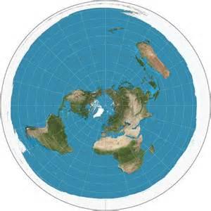 flat world map image flat earth selah ministries