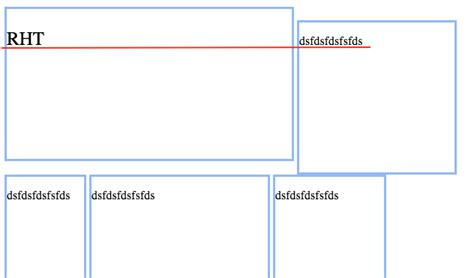 div align top html why is there a space between div tags when i put a