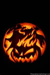 35 pumpkin carving patterns craftyoctober 187 the purple
