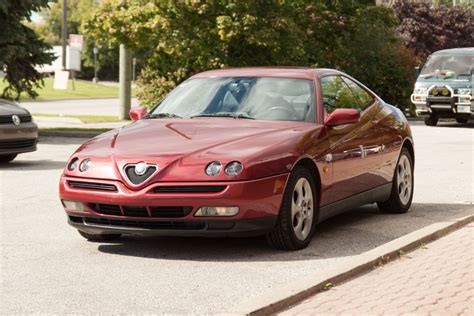 Alfa Romeo For Sale Usa by 1997 Alfa Romeo Gtv For Sale Rightdrive Usa