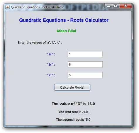 calculator equation solving quadratic equations fractions calculator 3 ways