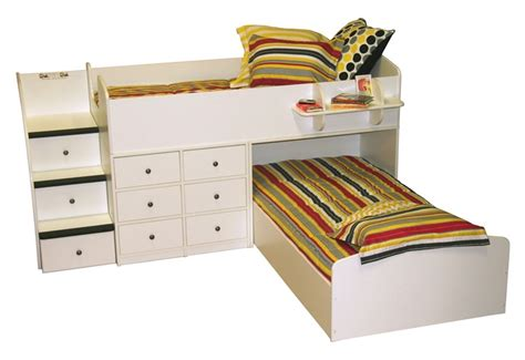 L Shaped Low Bunk Beds L Shaped Low Loft Bed Collection