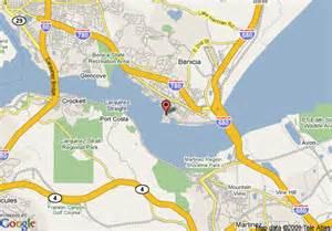 benicia california map map of union hotel benicia