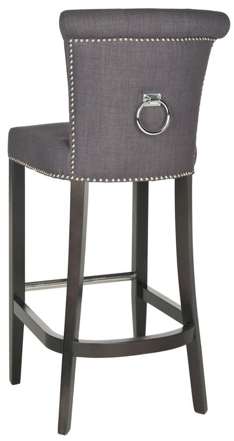 Addo Ring Bar Stool Hud8242a - hud8242a bar stools furniture by safavieh