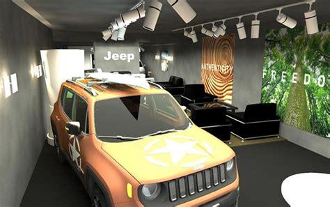 Jeep Pop Up Cer Jeep Pop Up Store In Knokke Tijdens De Zomervakantie