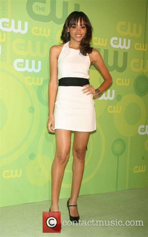 New Saleisha Stowers Pictures by Saleisha Stowers Cw Network 2008 Upfronts At The Lincoln