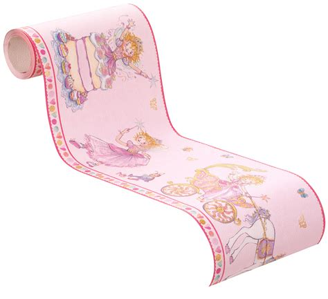Prinzessin Lillifee Tapete by Tapete Borte Prinzessin Lillifee Einhorn Rosa Bunt