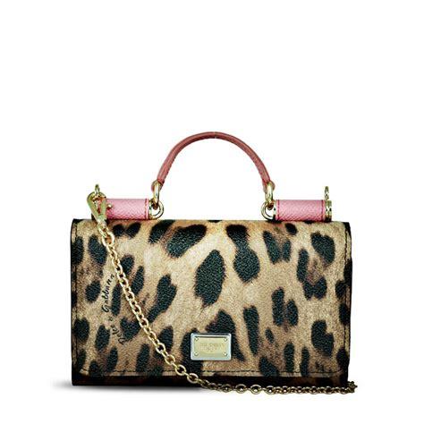 Dolce And Gabbana Leopard Print Mini Handbag by Dolce Gabbana Handbags Replica Handbags 2018