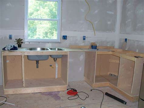 building kitchen cabinet boxes building kitchen cabinets from scratch