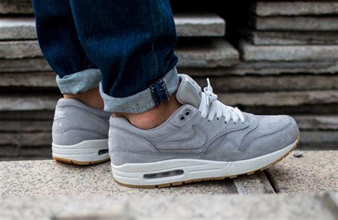 Remax Leather Fashion Air 1 White nike air max 1 leather premium medium grey sneaker bar detroit