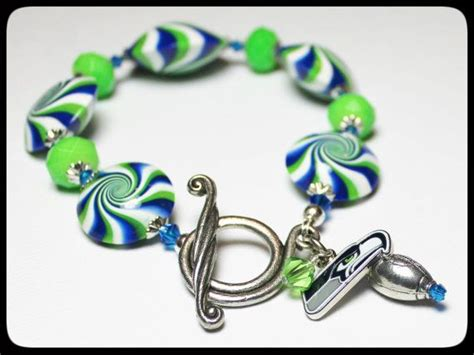 Handmade Jewelry Seattle - 62 best images about go hawks on seattle