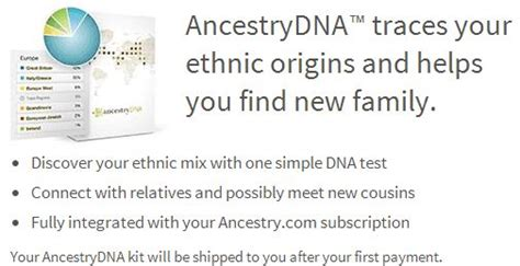 Ancestry Gift Card - ancestry com free ancestry dna kit with 6 month membership
