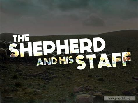 Outline 2 Chronicles 20 by Sermon By Topic The Shepherd And His Staff