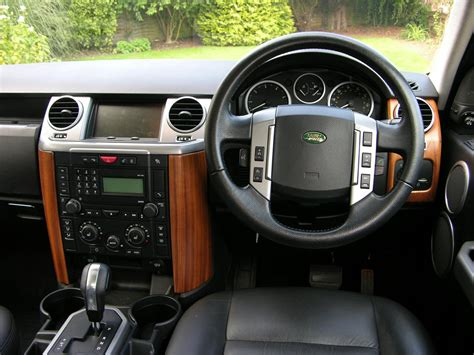jaguar jeep inside land rover discovery 3 interior